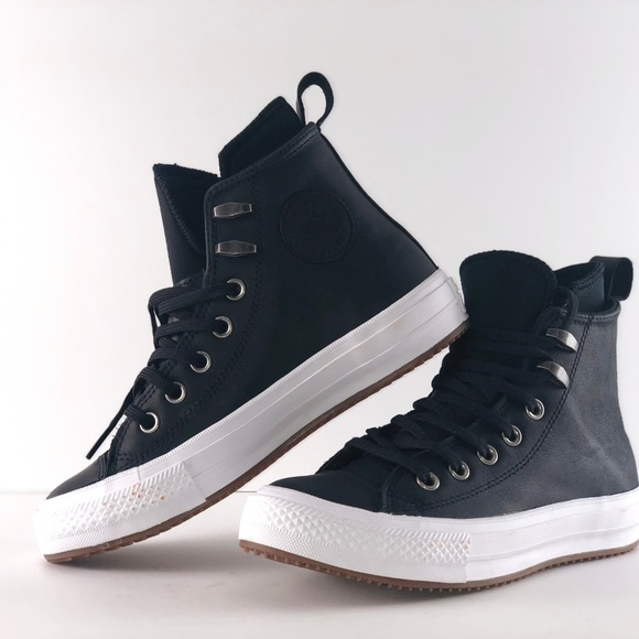 Converse CTAS WP Boot Hi BlackWhite Shoes NWT